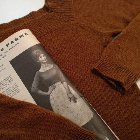 1959 Cashmere jumper